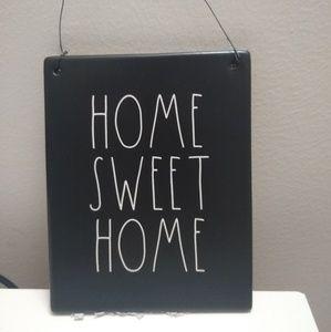 Rae Dunn Home Sweet Home Tile